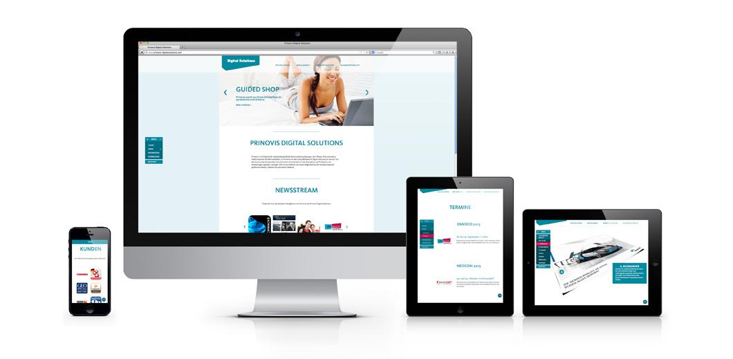 Prinovis_website