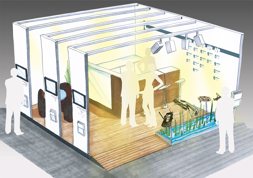klimmer_messestand2012_sketch