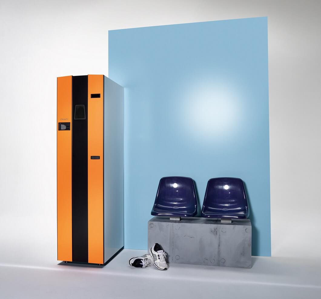 revecta Becher-Rücknahmeautomat