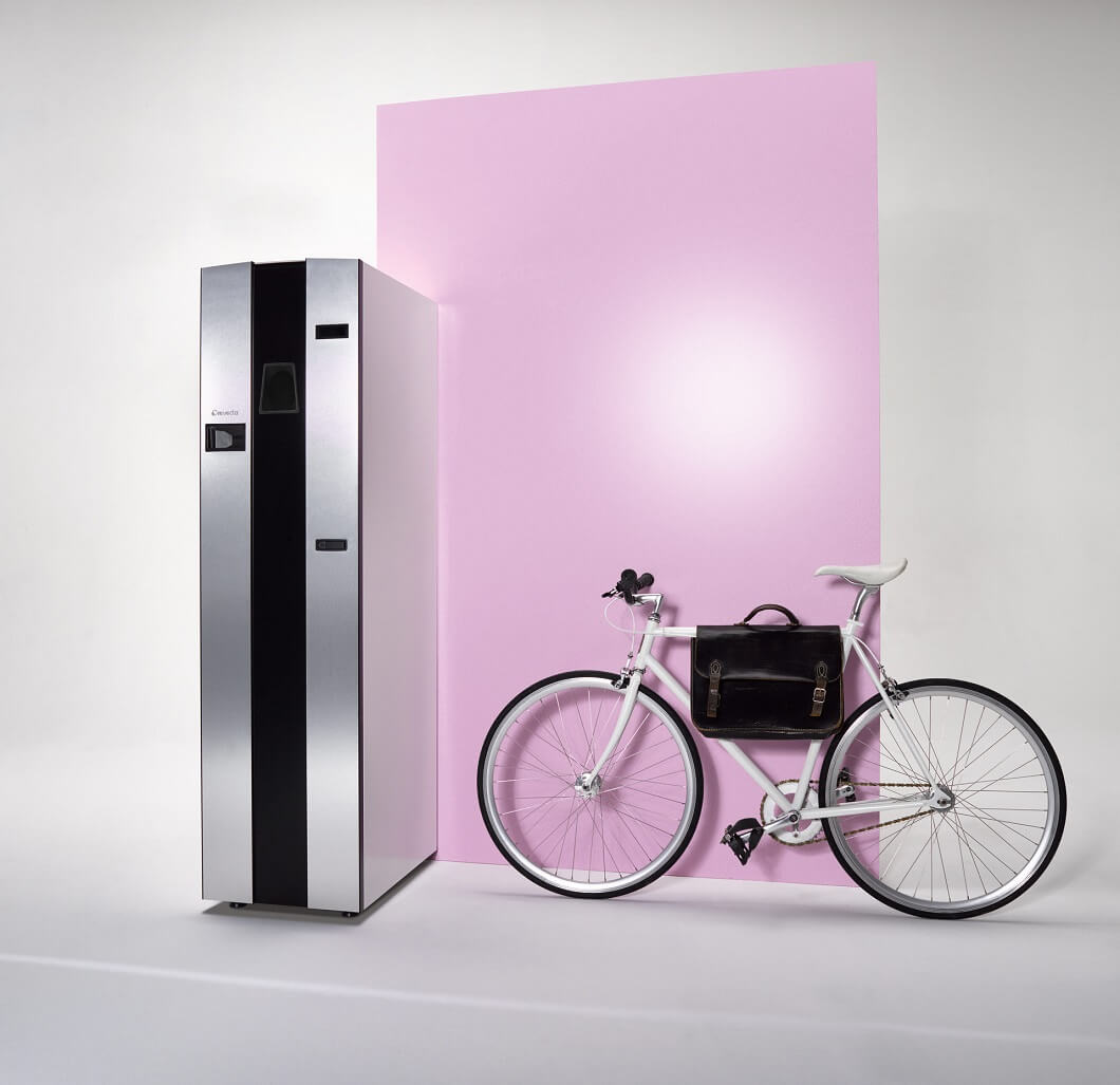 revecta Becherrückgabeautomat pink