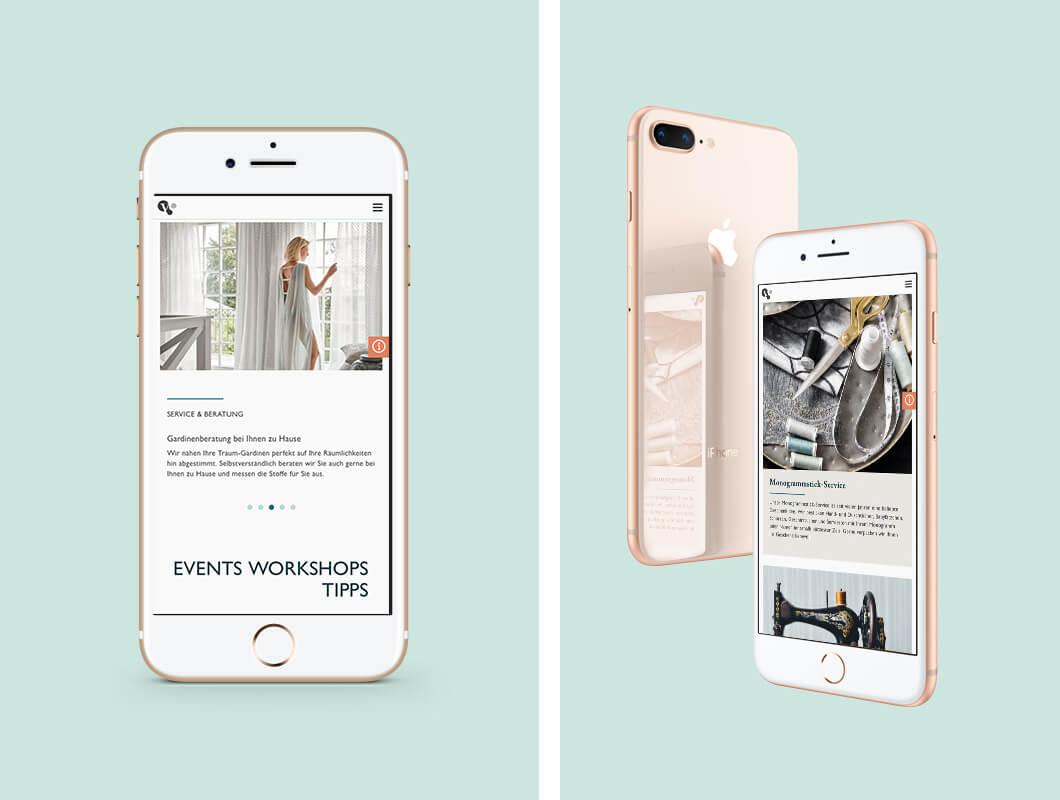 Vanoni-responsive-Website-Smartphone