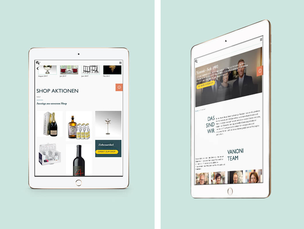 Vanoni-responsive-Website-Tablet